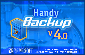 Handy Backup - фото 10